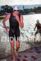 DAVID DELLOW exits swim at the Ironman World&#8230;
