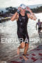 Craig Aleander exits water at the Ironman World&#8230;