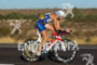 Leanda Cave on bike at the 2012 Ironman…