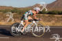 BETH SHUTT on bike at the 2012 Ironman…