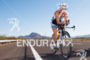 Sara Gross on bike at the 2012 Ironman…