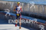 Mathias Hecht on run at the 2012 Ironman…