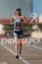 CHARISA WERNICK on run at the 2012 Ironman…