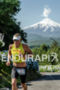 Luke McKenzie from Australia runs with the Villarrica…