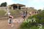 Athletes run through the scenic course at the…