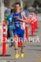 Alistair Brownlee (GBR) is light on his feet…