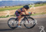 Beth Walsh on bike at the 2013 Ironman…