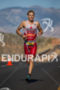 Brent McMahon on run at the 2013 Ironman…