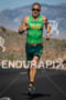 Luke McKenzie on run at the 2013 Ironman…