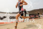 Lukas Verzbicas (USA) runs along the beach to…