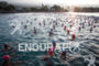 Age group athletes prepare for the mass swim start at…