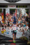 Tim O'Donnell a the finish of the 2013 Ironman World…