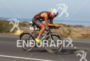 Ironman Ian MIKELSON (USA)  competes during the bike portion of…