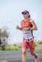 Rachel Joyce running at the 2013 Ironman World Championship in…