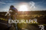 Jared Milam (USA) climbs on bike in the early morning…