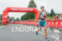 Mirinda Carfrae running at the 2014 Challenge Roth in Roth,…