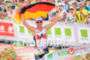 Timo Bracht wins the 2014 Challenge Roth in Roth, Germany…