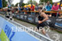 Daniela Ryf on the run at the 2014 Ironman Switzerland…