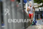 Maurice Clavel on the run at the Ironman 70.3 European…