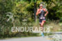 Jodie Swallow running at the 2014 Ironman 70.3 World Championships…