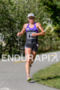Mary Beth Ellis running at the 2014 Ironman 70.3 World…