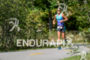 Heather Wurtele running at the 2014 Ironman 70.3 World Championships…