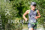 Heather Jackson running at the 2014 Ironman 70.3 World Championships…