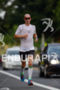 Last year's winner Frederik Van Lierde on a run workout…