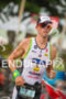 Defending champion Frederik VAN LIERDE (BEL) on the run course…