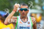 Marino VANHOENACKER (BEL) during the running portion of the 2014…