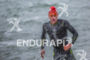 Athlete exits water at the 35th Annual Escape from Alcatraz…