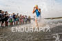 Andreas Boecherer at the swim of the Ironman European Championship…