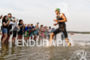Jan Frodeno at the swim of the Ironman European Championship…