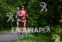Paul Ambrose during the run portion of the at the…