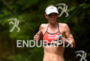 Liz Blatchford during the run portion of the at the…