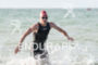 Marcus Fernandes during the swim portion of the 2015 Challenge…