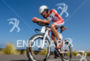 Jan Frodeno (DEU) competes during the bike leg at the…