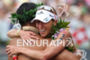 3rd Liz BLATCHFORD (AUS) at the finish line of the…