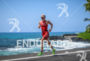 Daniela Ryf during the run portion of the  2015 Ironman…