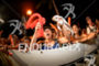 The midnight hour at the 2015 Ironman World Championship in…