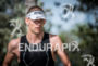 Andrew Starycowicz during the run portion of the  2015 Ironman…