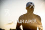 Athlete during the run portion of the  2015 Ironman Fortaleza…