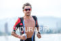 Ivan Rana during the  portion of the 2016 Ironman 70.3…