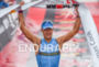 Andreas Dreitz (GER) at the finish at the 2016 Ironman…
