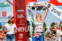 Tine Holst (DNK) celebrates at the finish at the 2016…
