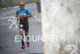 Pedro Gomes during the run portion of the 2016 Ironman…