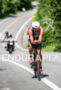 Chris Leiferman during the bike portion of the 2016 Ironman…