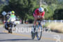 Sam Appleton (AUS) on bike at the 2016 Ironman 70.3…