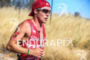 Tim Reed (AUS) on run at the 2016 Ironman 70.3…