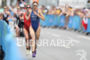 Gwen Jorgensen during the run portion of the 2016 Rio…